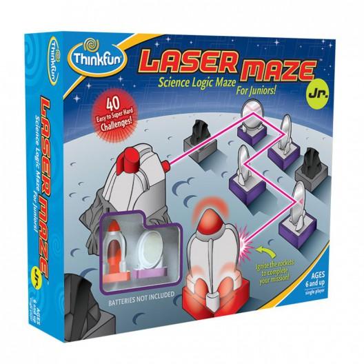 Laser Maze Jr. - Un iluminante juego de lógica - últimas unidades