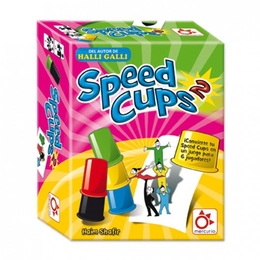 Speed Cups 2 o Ampliación para Speed Cups