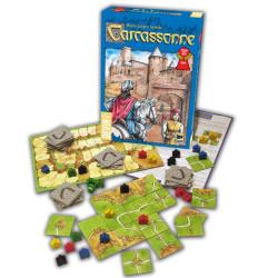 Carcassonne - Juego de estratégia (incluye 2 mini expansiones)