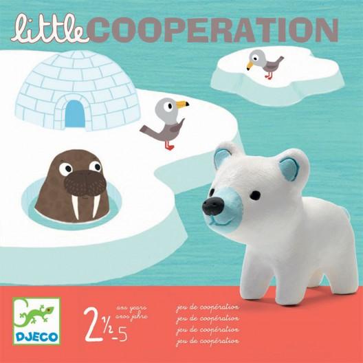 Little Cooperation - mis primeros juegos, juego cooperativo