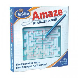Amaze - 16 laberintos en uno