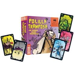 Polilla tramposa - juego de cartas y trampas