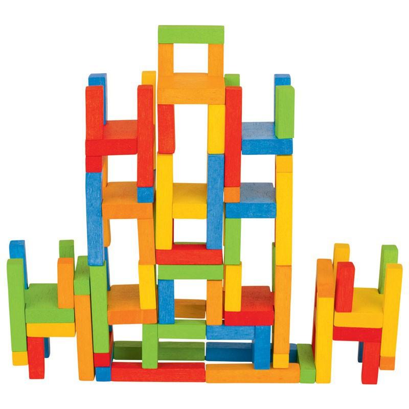 Juego de equilibrio las sillas for Sillas para jugar ps4