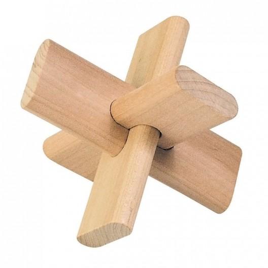Rompecabeza La Cruz, 3 piezas