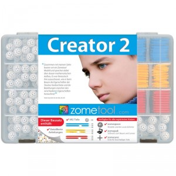 Zometool Creator 2 - Set completo, 492 piezas