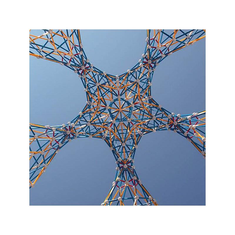 Zometool Math Creator 4 - Set matemático, 1.188 piezas - últimas ...