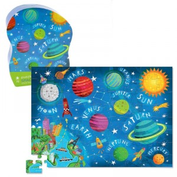 Puzzle Junior Espacio - 72 pzas.
