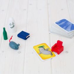 Fantasma Blitz - juego de cartas de reacción y atención