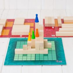 Talo - juego de mesa de cálculos y estratégia