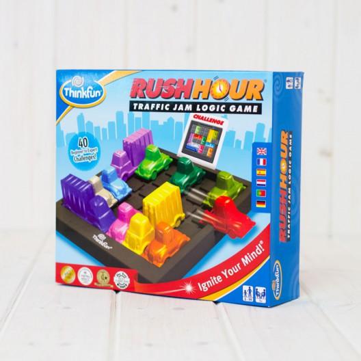 Rushhour, Escapa de l'embús - Joc de lògica