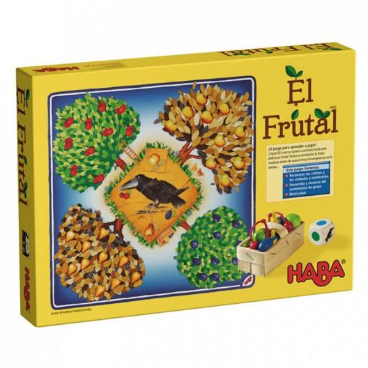 El Frutal versión en español - Juego de mesa cooperativo