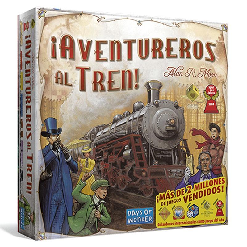 Aventureros Al Tren EEUU Y Canad  Juego Estratgico De