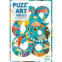Puzzle art Octopus - 350 pzas.