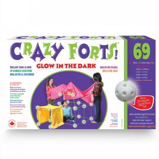 Crazy Forts! - Juguete de Construcción, fluorescente