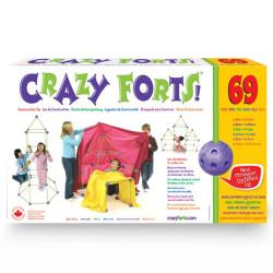 Crazy Forts! - Juguete de Construcción, el clásico