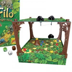 Fila Filo - juego de mesa familiar