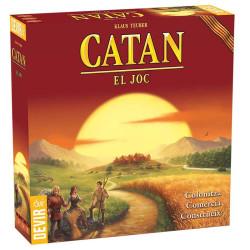 Colones de Catán - joc de taula familiar en catalá