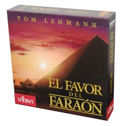 El Favor del Faraón - juego de estratégia en el antiguo Egipto