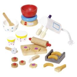 Mis accesorios de pastelería - para casa de muñecas