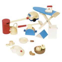 Mis accesorios de cocina - para casa de muñecas