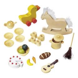 Mis accesorios de juego - para casa de muñecas