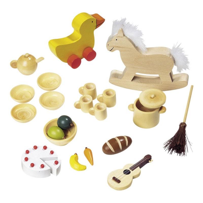 Mis accesorios de juego para casa de mu ecas - Accesorios para casa de munecas ...