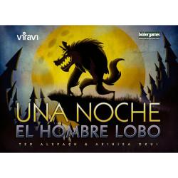 Una Noche, El hombre lobo - juego de cartas