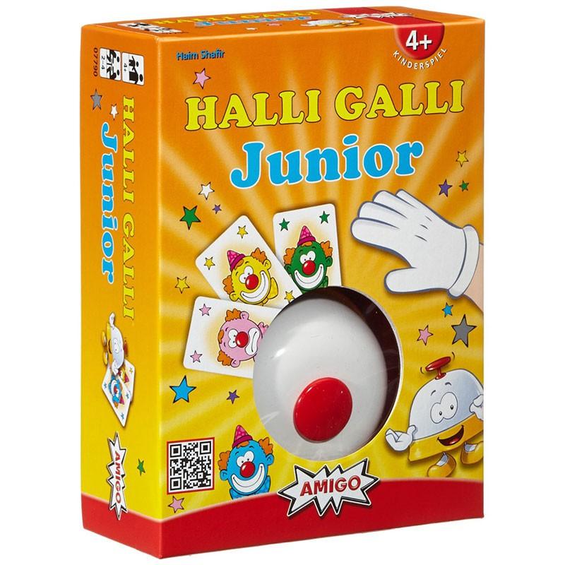 Halli galli junior juego de habilidad y atenci n for Boom junior juego de mesa