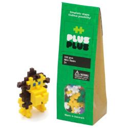 Plus-Plus Mini Basic 100 piezas colores básicos - juguete de construcción