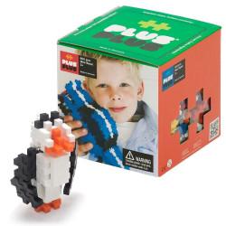 Plus-Plus Mini Basic 600 piezas colores básicos - juguete de construcción