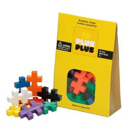 Plus-Plus Midi Basic 20 piezas colores básicos - juguete de construcción