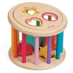Quizz - Juego de las formas de madera