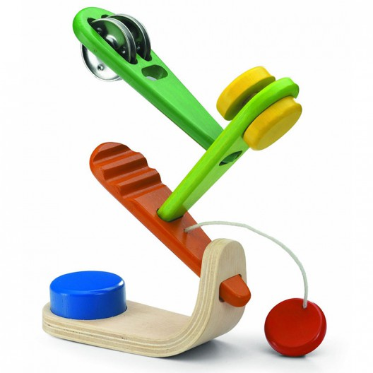 Árbol Musical - juguete de madera