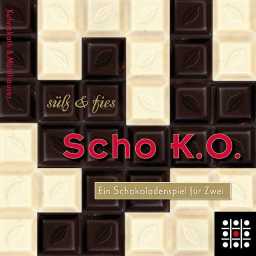 Scho K.O. - juego de suerte y táctica para 2 jugadores