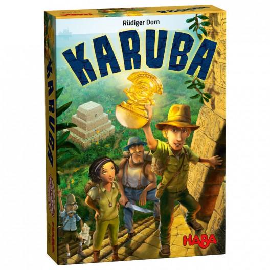 KARUBA - Juego de táctica entre amigos y familia