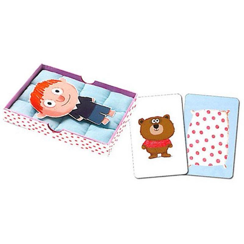 Bisous dodo juego de cartas y mimos para ir a dormir djeco djc 35176 - Almohada mimos ...