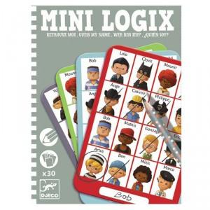 Mini Logix - ¿Quién es quién Jules?
