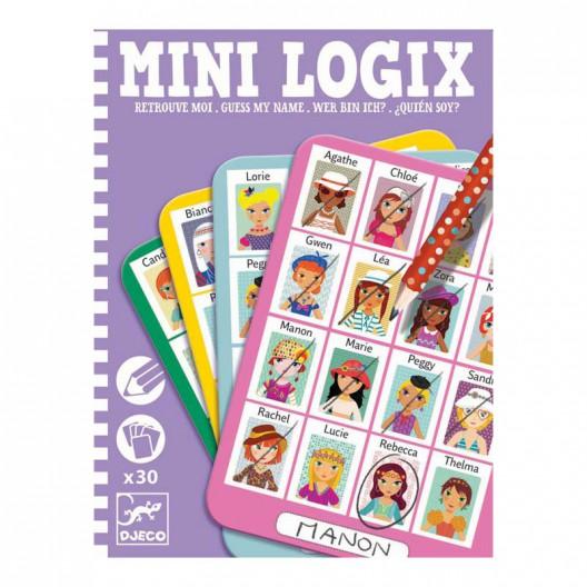 Mini Logix - ¿Quién es quién Julie?