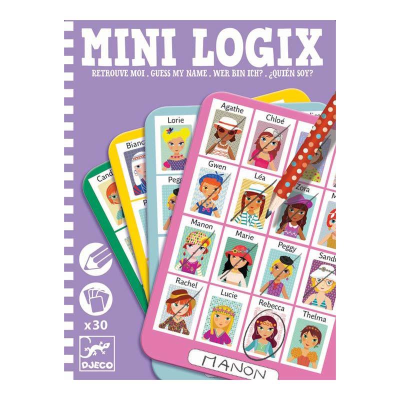 Mini Logix - ¿Quién es quién Julie? - kinuma.com  Mini Logix - ¿...