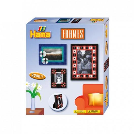 Caja regalo Marcos- 2500 perlas Hama MIDI