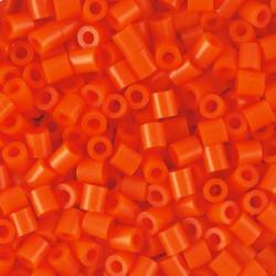 3000 perlas Hama de color naranja (bolsa)
