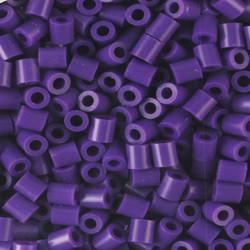 3000 perlas Hama de color violeta (bolsa)