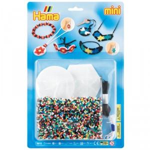 Blister Accesorios - 4000 perlas Hama Mini