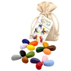 Crayon Rocks - ceras para pintar (16 piedras)