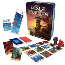 La Isla Prohibida - juego cooperativo para 2-4 jugadores