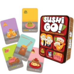 Sushi Go! - Juego cartas de estratégia y probabilidad