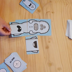 MIX IT - un monstruoso juego de cartas