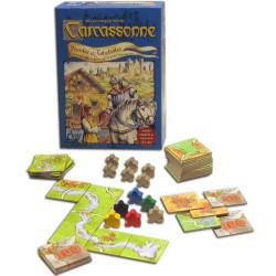 Carcassonne expansión Posadas y Catedrales - Juego de estratégia