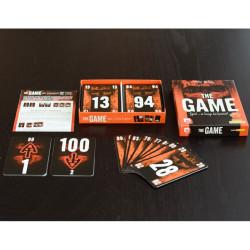 The Game - juego cooperativo de cartas para 1-5 jugadores