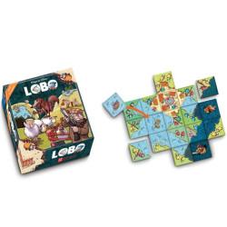 Lobo - juego de astucia y negociación de 2 a 4 jugadores